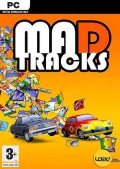 Mad Tracks PC