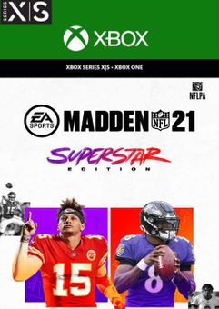 Madden NFL 21 Superstar Edition Xbox One / Xbox Series X|S (UK)