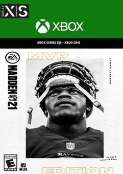 Madden NFL 21: MVP Edition Xbox One/Xbox Series X|S