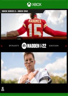 Madden NFL 22 Dynasty Edition Xbox One & Xbox Series X|S (UK)