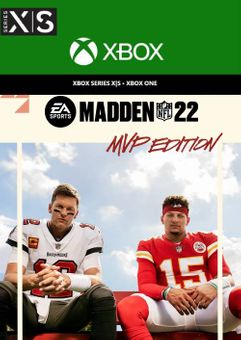 Madden NFL 22 MVP Edition Xbox One & Xbox Series X|S (UK)