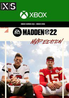 Madden NFL 22 MVP Edition Xbox One & Xbox Series X|S (US)