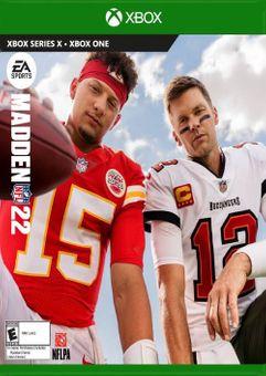 Madden NFL 22 Xbox One (UK)