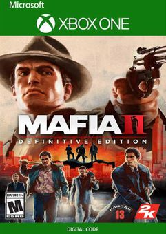 Mafia II: Definitive Edition Xbox One (UK)
