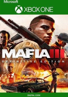 Mafia III: Definitive Edition Xbox One (UK)