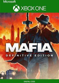 Mafia: Definitive Edition Xbox One (EU)