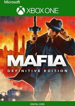Mafia: Definitive Edition Xbox One (US)