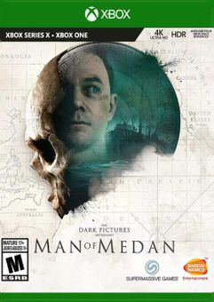 The Dark Pictures Anthology: Man Of Medan Xbox One (UK)