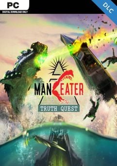 Maneater Truth Quest PC - DLC