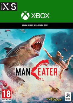 Maneater Xbox One/Xbox Series X|S (UK)