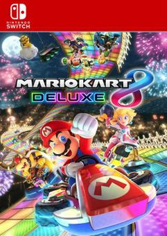 Mario Kart 8 Deluxe Switch (AUS/NZ)