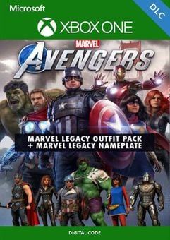 Marvel's Avengers DLC Xbox One