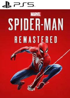 Marvel's Spider - Man Remastered PS5 (EU)