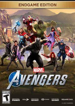 Marvel's Avengers Endgame Edition PC