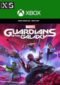 Marvel's Guardians of the Galaxy Xbox One & Xbox Series X|S (UK)