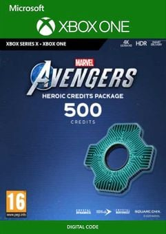 Marvel's Avengers: Heroic Credits Package Xbox One