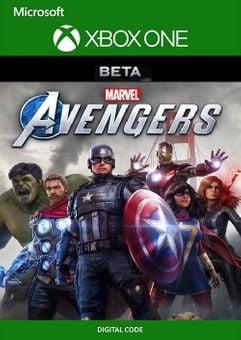 Marvel's Avengers Beta Access Xbox One