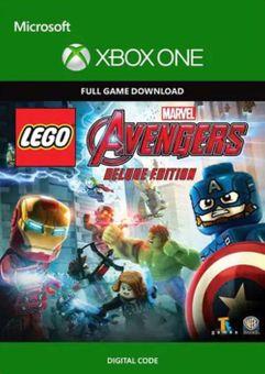 Lego Marvel's Avengers: Deluxe Edition Xbox One