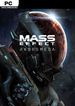 Mass Effect Andromeda PC (PL)