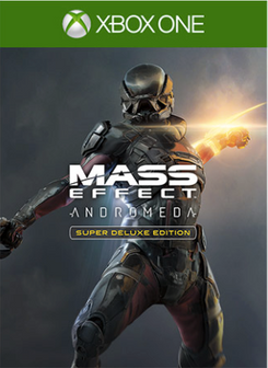 Mass Effect Andromeda Super Deluxe Edition Xbox One