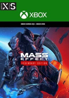 Mass Effect Legendary Edition Xbox One/ Xbox Series X|S (UK)