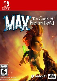Max: The Curse of Brotherhood Switch (EU)