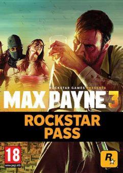 Max Payne 3 - Rockstar Pass PC - DLC