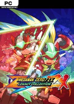 Mega Man Zero/ZX Legacy Collection PC + DLC