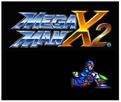 Mega Man X2 3DS - Game Code (ENG)