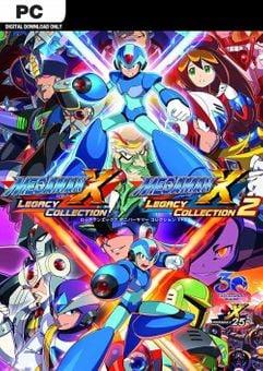 Mega Man X Legacy Collection 1+2 Bundle PC