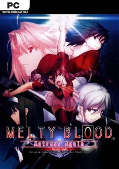 Melty Blood Actress Again Current Code PC