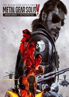 Metal Gear Solid V: The Definitive Experience Xbox One (US)