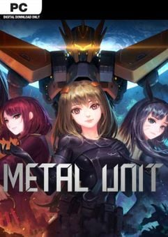 Metal Unit PC