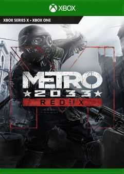 Metro 2033 Redux Xbox One (UK)