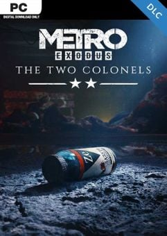 Metro Exodus - The Two Colonels PC - DLC