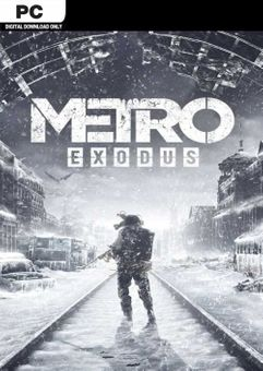 Metro Exodus PC (Epic)