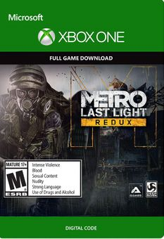 Metro Last Light Redux Xbox One