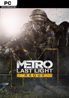 Metro Last Light Redux PC (EU)