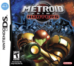 Metroid Prime Hunters Wii U - Game Code