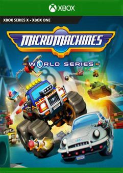 Micro Machines World Series Xbox One (UK)