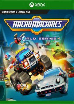 Micro Machines World Series Xbox One (US)