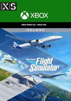 Microsoft Flight Simulator: Deluxe Edition Xbox series X|S (UK)