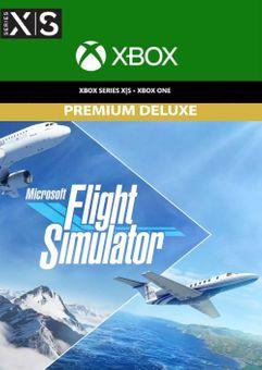 Microsoft Flight Simulator: Premium Edition Xbox series X|S (UK)