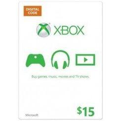 Microsoft Gift Card - $15 Xbox