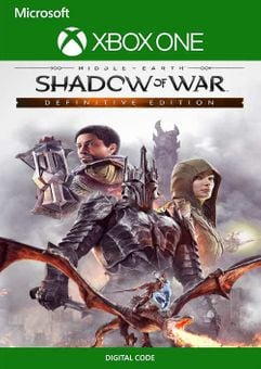 Middle Earth: Shadow of War Definitive Edition Xbox One (US)
