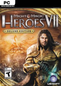 Might and Magic Heroes VII 7 - Deluxe Edition PC