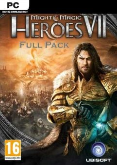 Might & Magic Heroes VII - Full Pack Edition PC