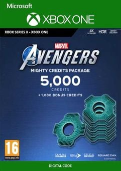 Marvel's Avengers: Mighty Credits Package Xbox One