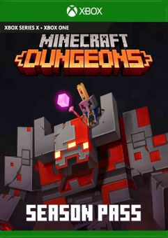 Minecraft Dungeons Season Pass Xbox One
