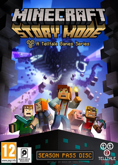 Minecraft Story Mode - A Telltale Games Series (PC)